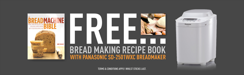 The Bread Machine Bible Free Book Offer