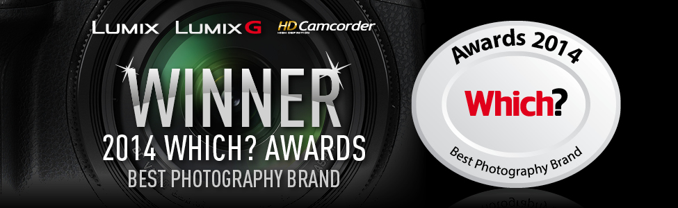 Which? Best Photography Brand 2014